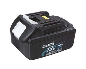 BL1830 MAKITA BATTERY 18v 3.0ah Li