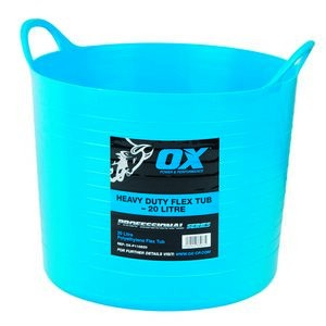Heavy Duty 20L Flexi Tub
