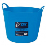 Heavy Duty 42l Flexi Tub