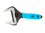 Pro Adjustable Wrench Extra Wide Jaw - 10inch