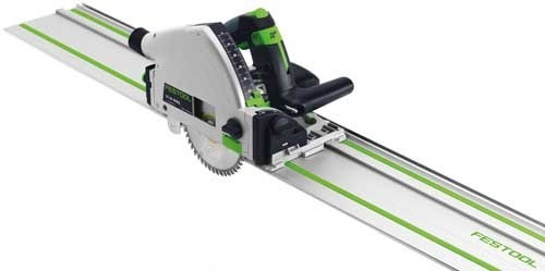 Festool Circular Saw 240V in Systainer + 1.4m rail