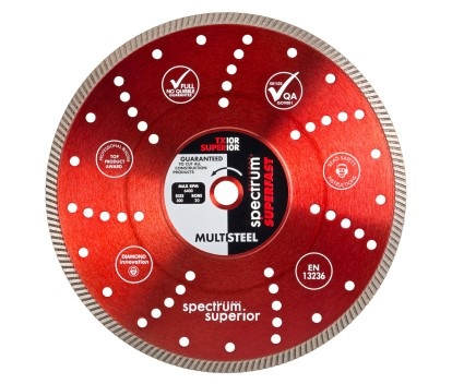 300mm Superior Diamond Blade