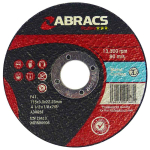 125x3.0x22mm Flat Stone Cutting Discs