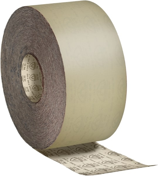 115mm x 50m x 320g PS33 Abrasive Paper Roll