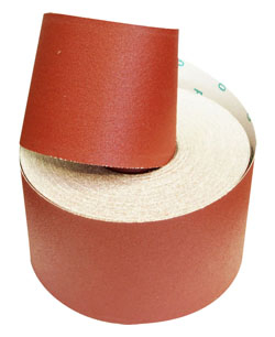 115mm x50m x180g PS22 Abrasive Paper Roll