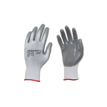 L Close Fit Nitrile Coated Palm Gloves