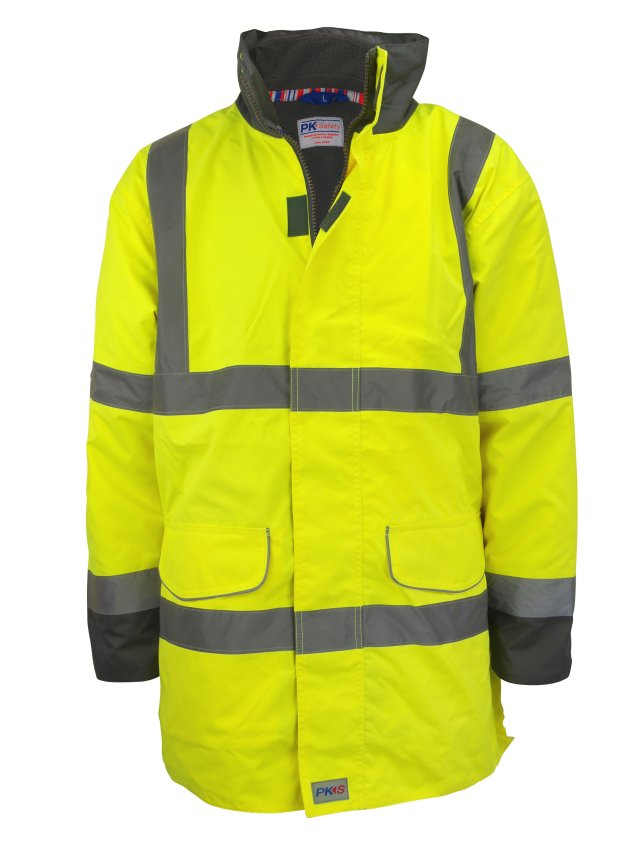 XL Hi Vis Motorway Jacket
