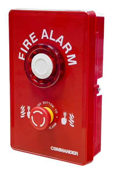 Commander Site Fire Alarm