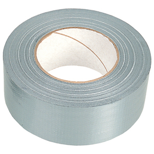 50mmx50m Silver Cloth Tape
