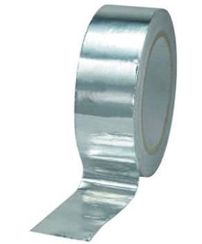 50mmx45m ALU Self Adhesive Foil Tape